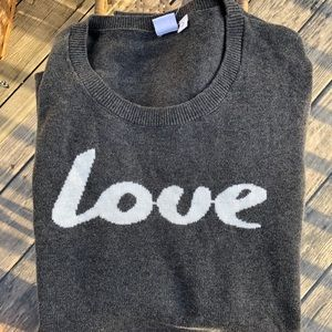 NWT Gap Love Sweater Size M